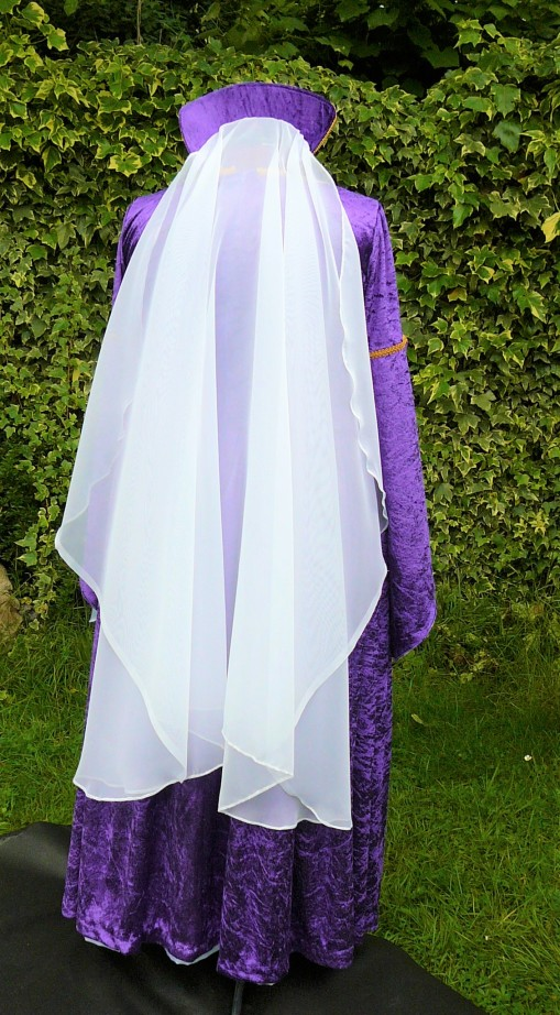 medievil dress back